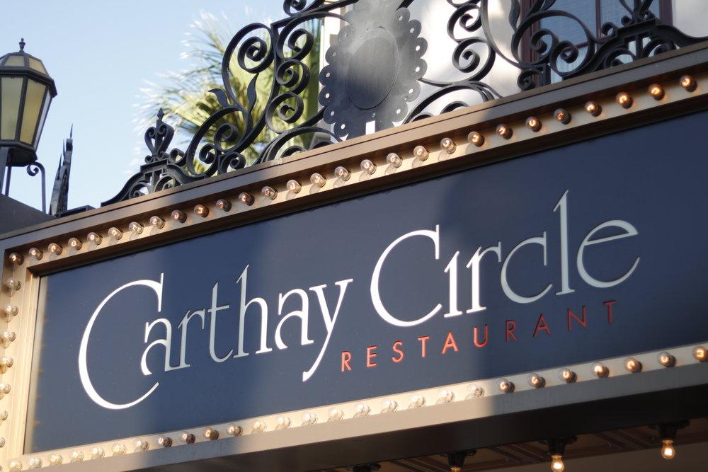 carthay circle disneyland