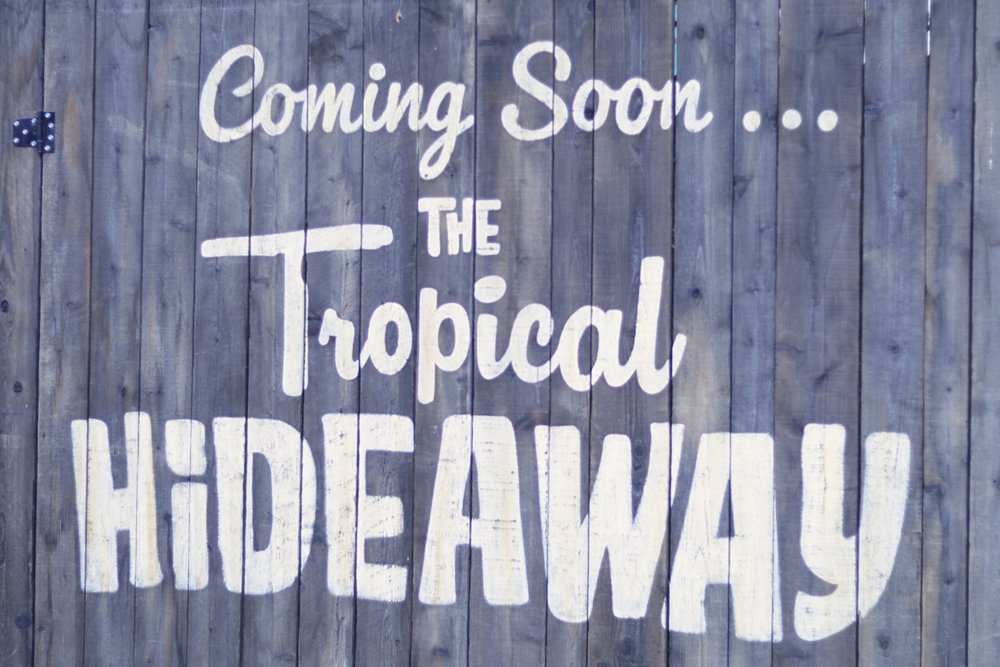 Tropical Hideaway Coming Soon Adventureland