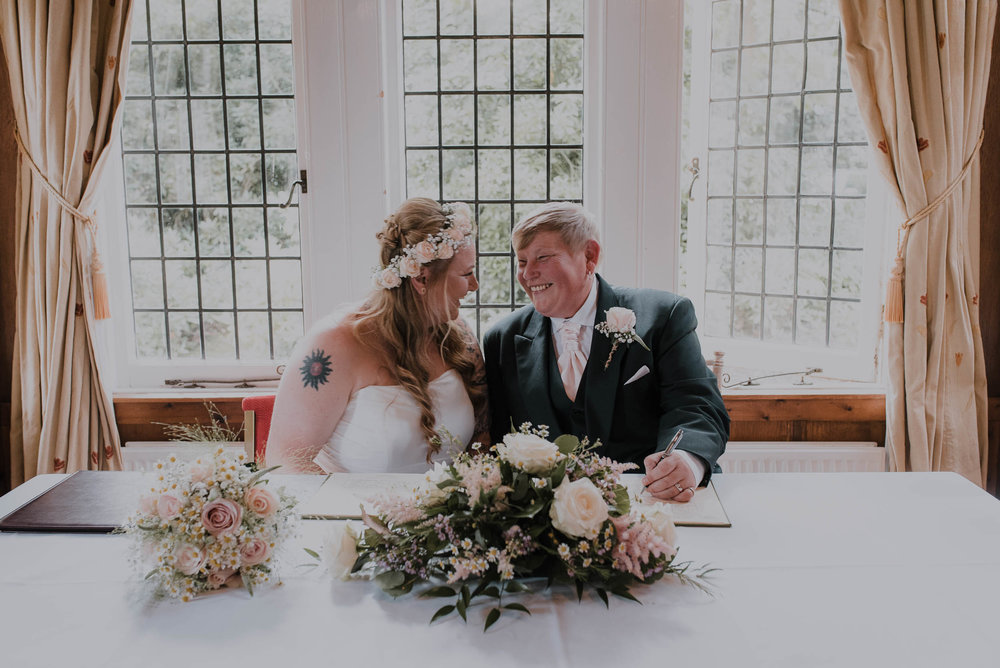 wedding photographer in Wokingham