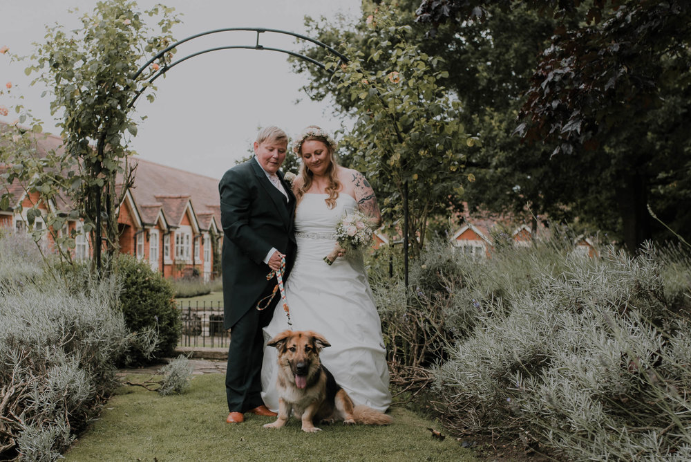 wedding photographer Cantley House Hotel