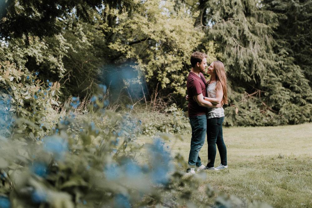 Engagement Photoshoot Berkshire