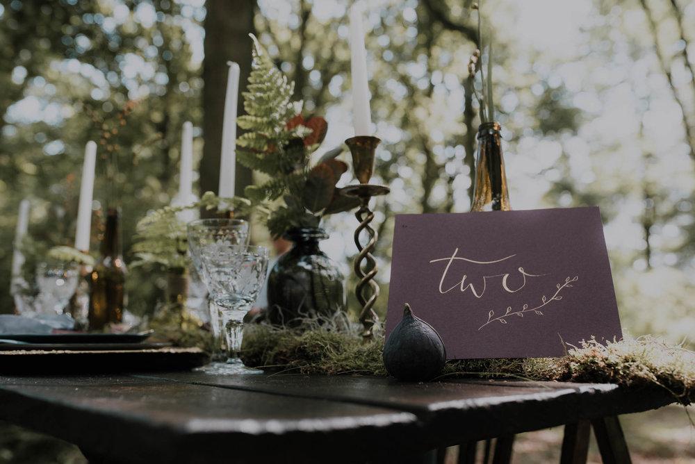 Woodland Wedding photographer Berkshire