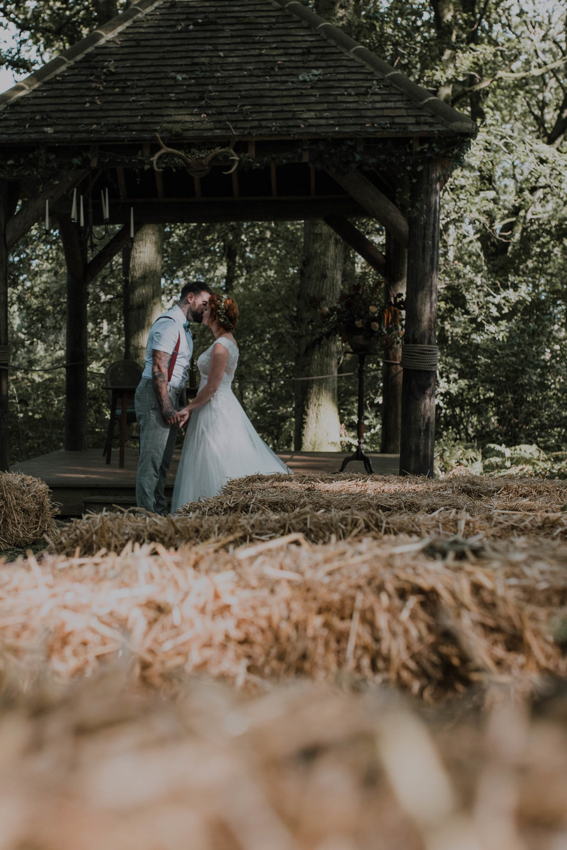 Pitt Hall Barn wedding