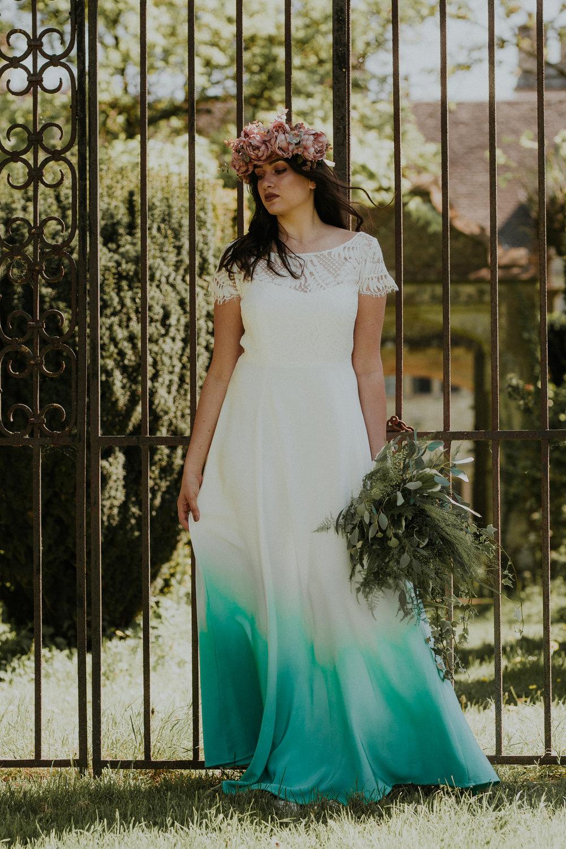 Lucy Can't Dance Wedding Dress