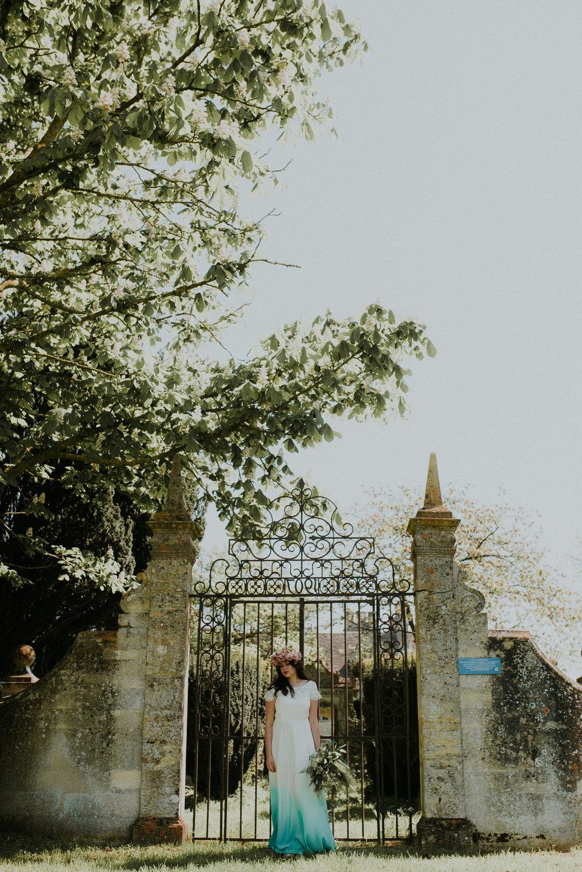 Boho Bride Oxfordshire