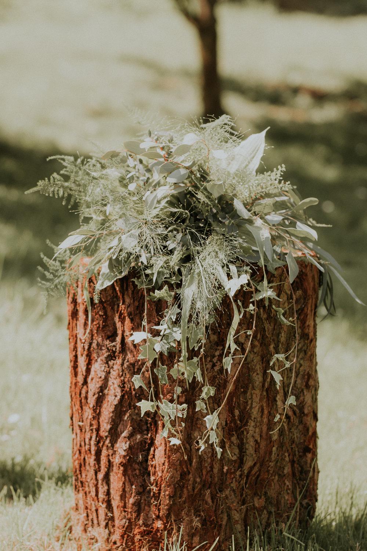 Foliage bouquet Oxfordshire