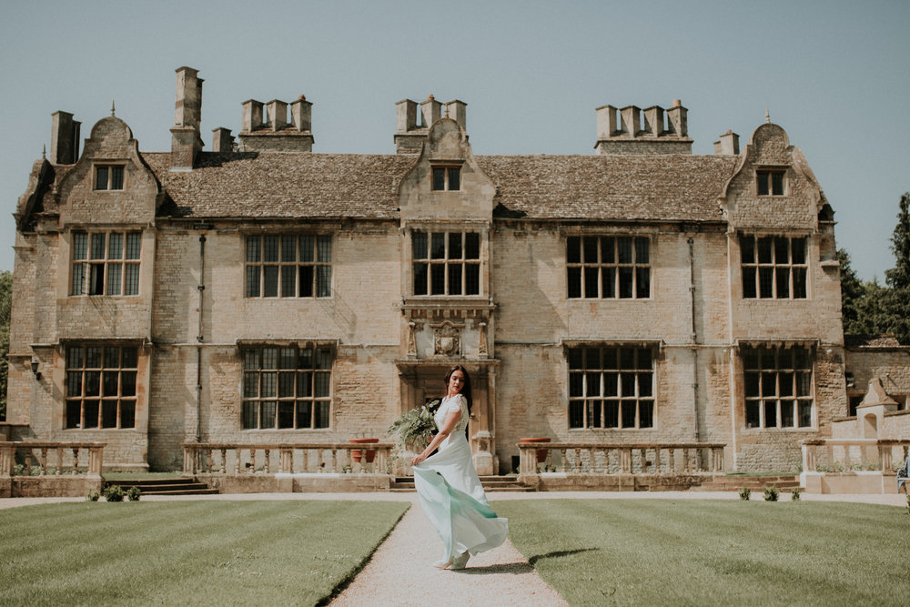 Yarnton Manor wedding photographer