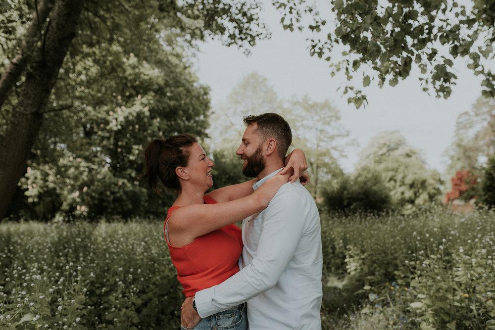Berkshire Engagement Photographer