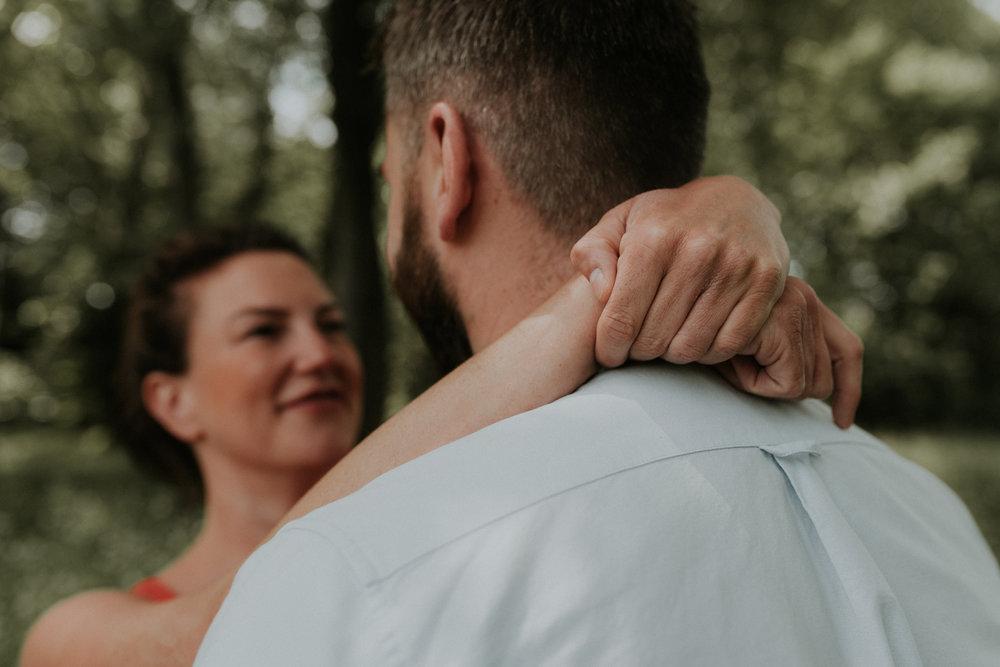 Engaged Couple Wokingham