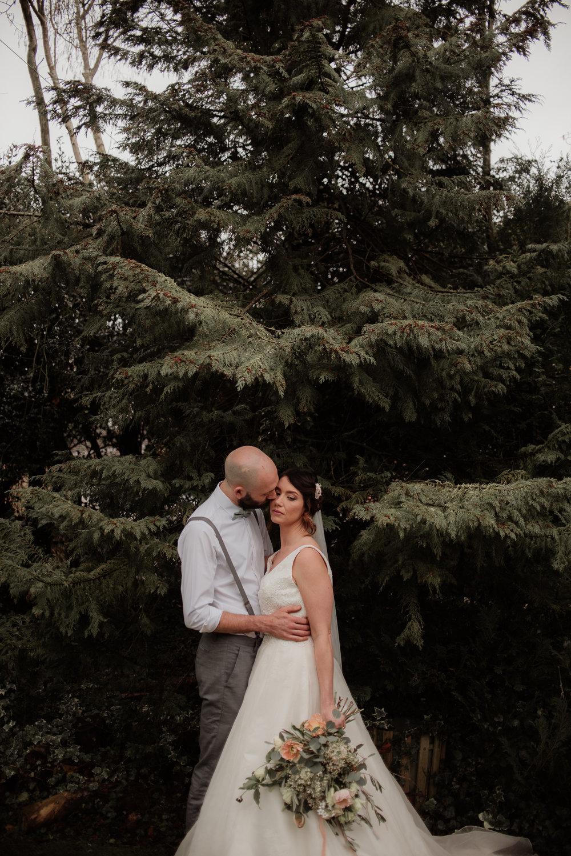 Woodland Wedding Berkshire