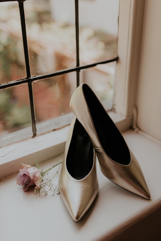 Bridal shoes Berkshire