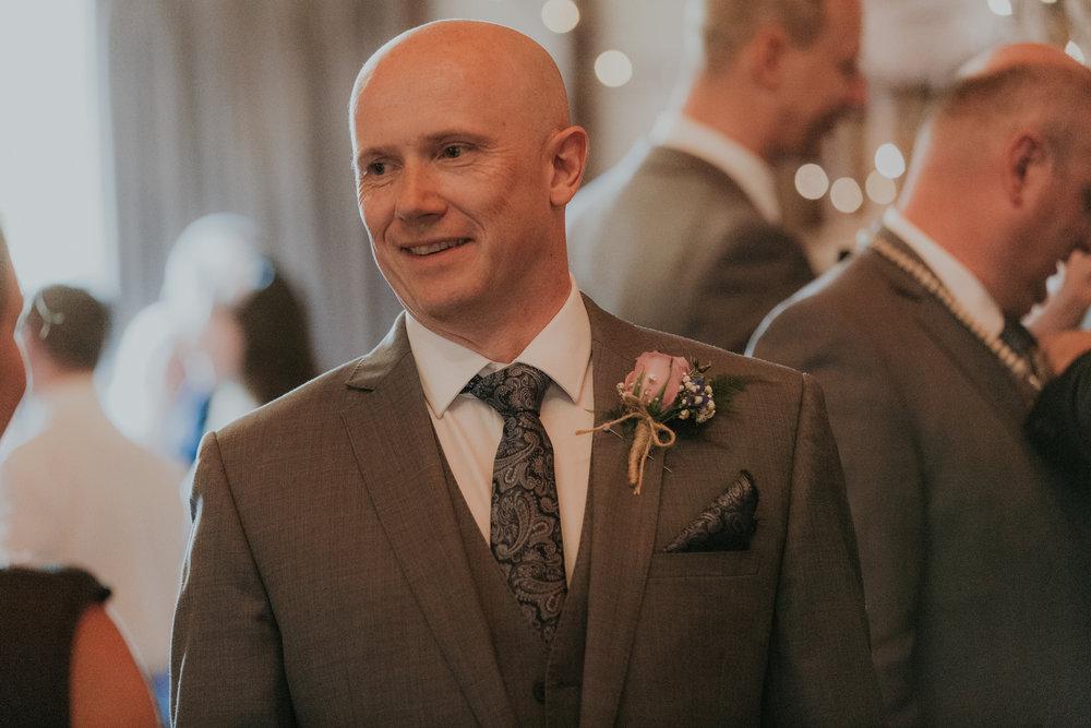 Grey Groom suit Berkshire