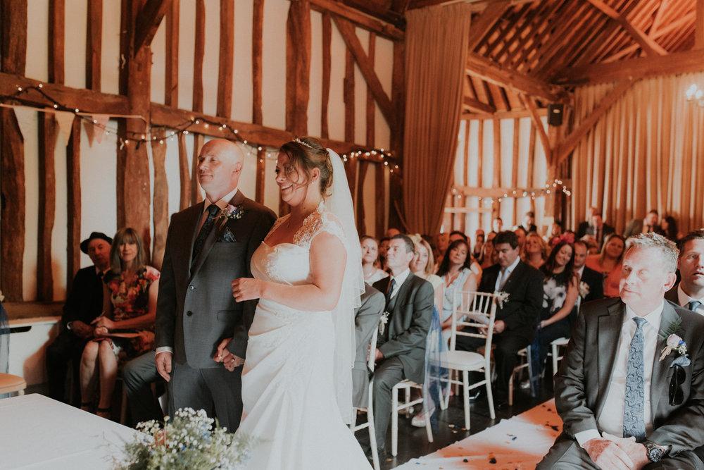 Barn wedding venue Berkshire