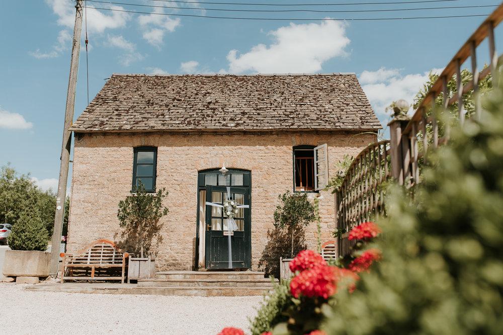 Pump House at Merriscourt Oxfordshire