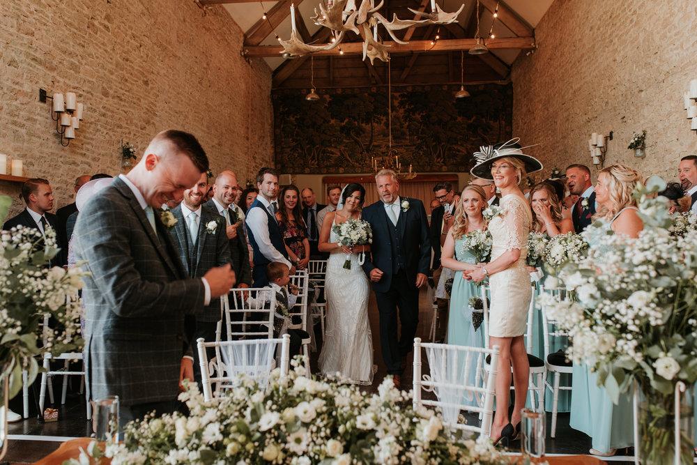 Creative wedding photographer Oxfordshire
