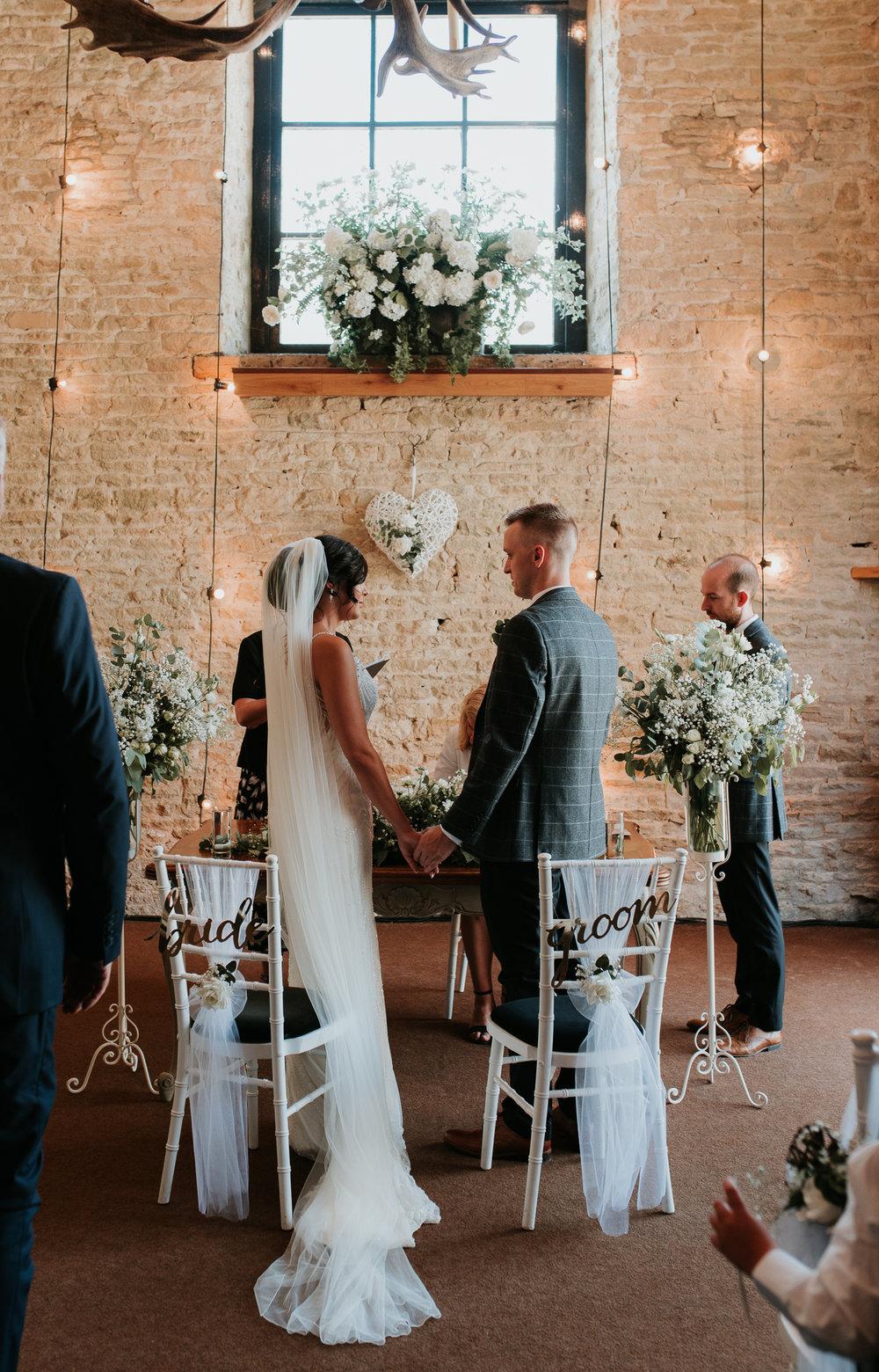 merriscourt wedding ceremony
