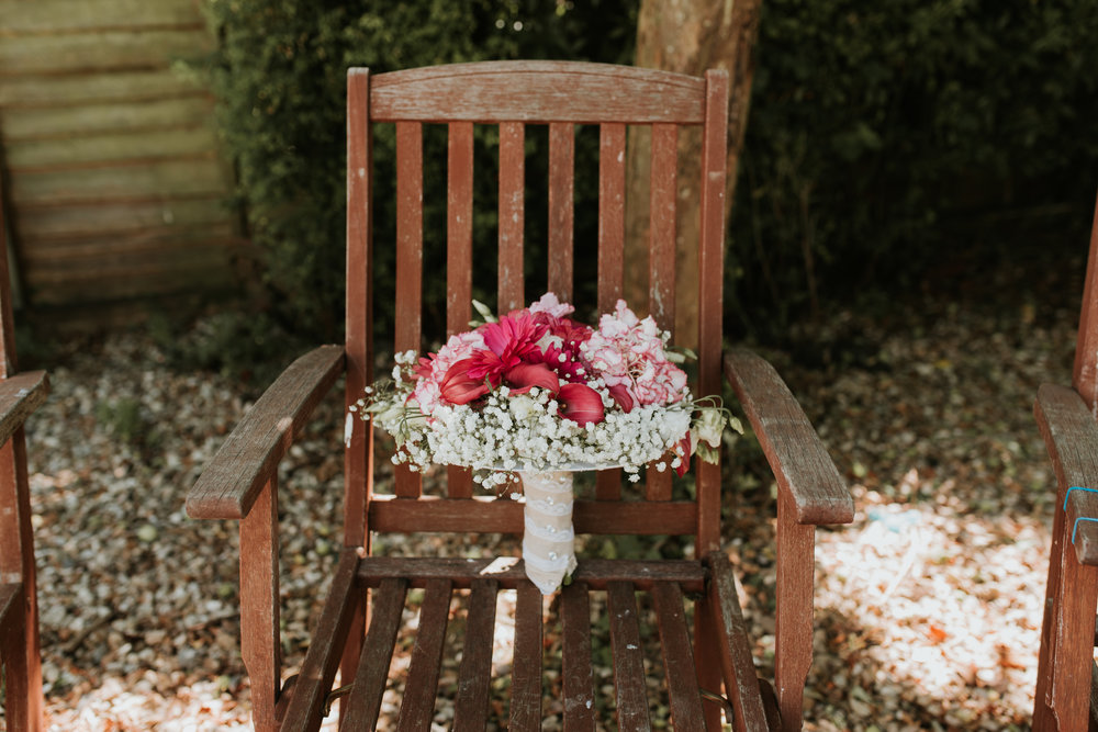 wedding flowers Berkshire