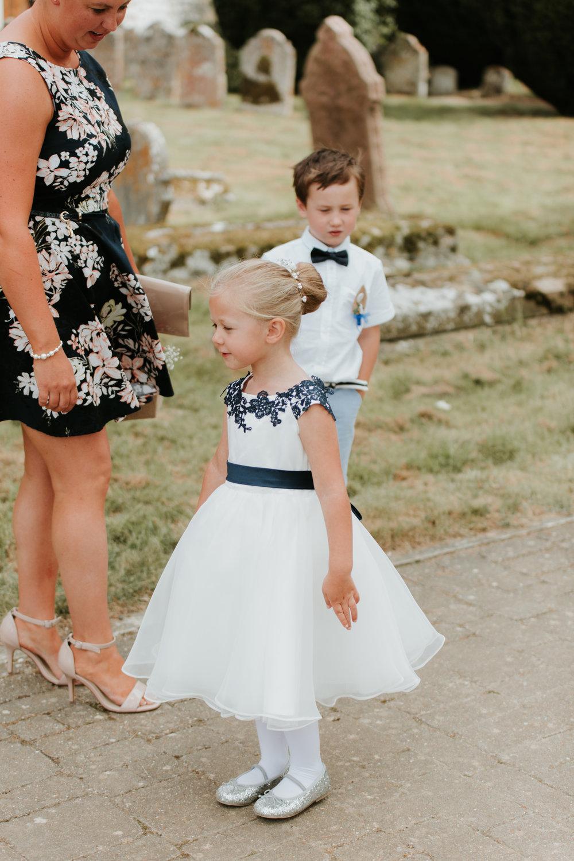 young Bridesmaid Berkshire
