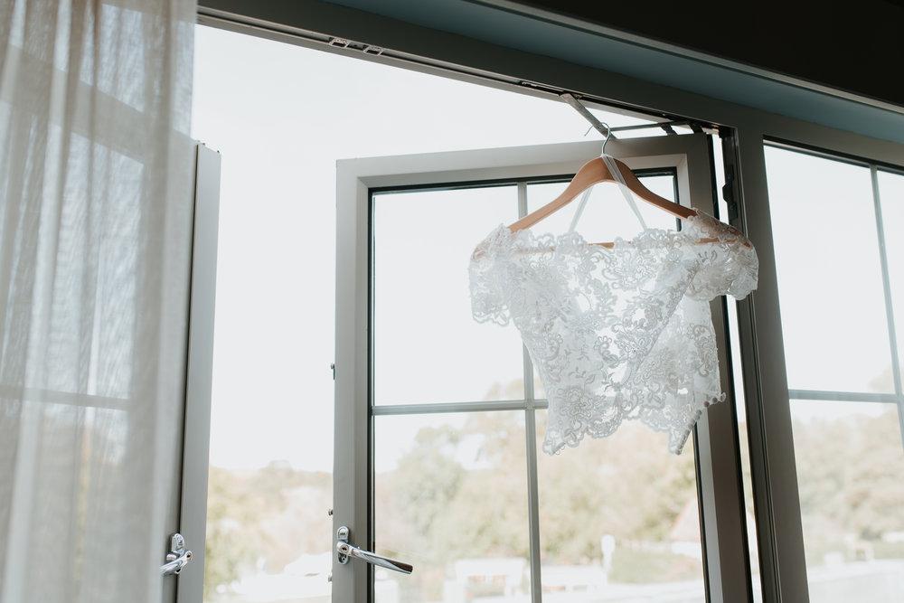 lace wedding bolero
