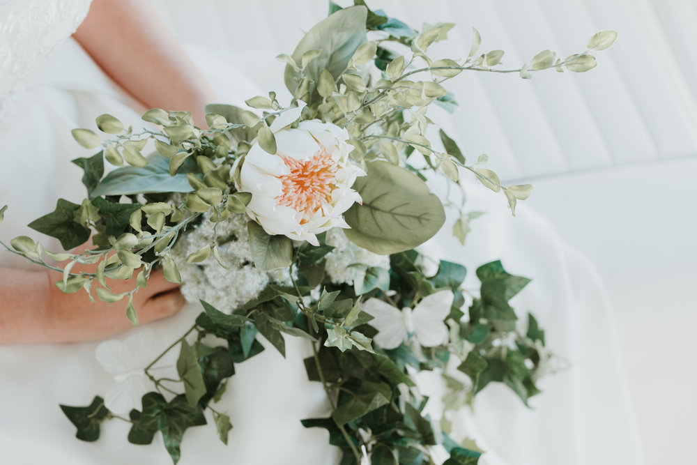 Bridal bouquet Berkshire