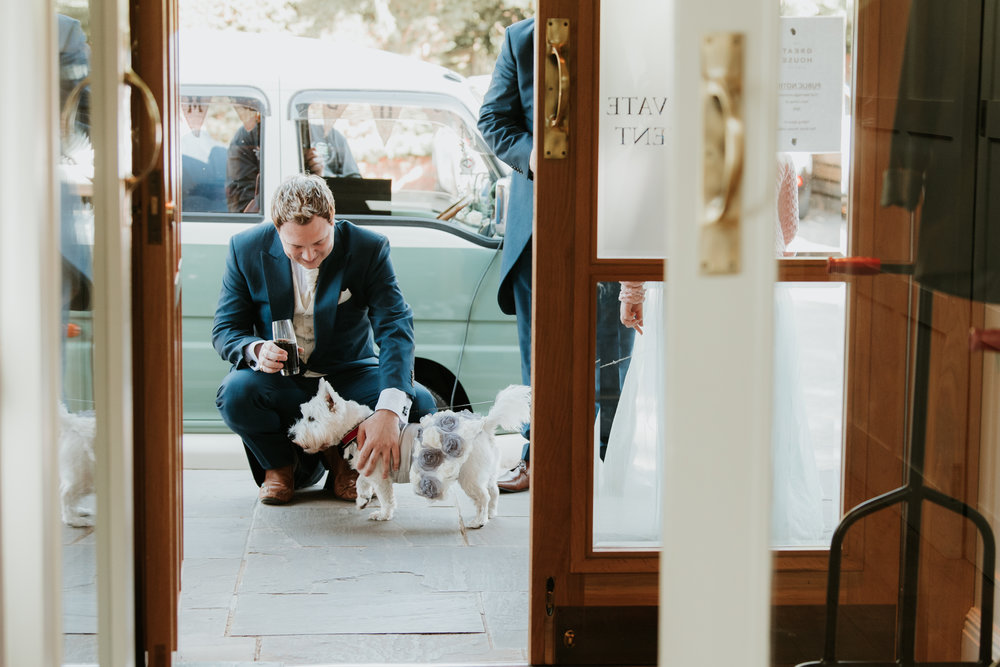 Great House Sonning wedding photographer