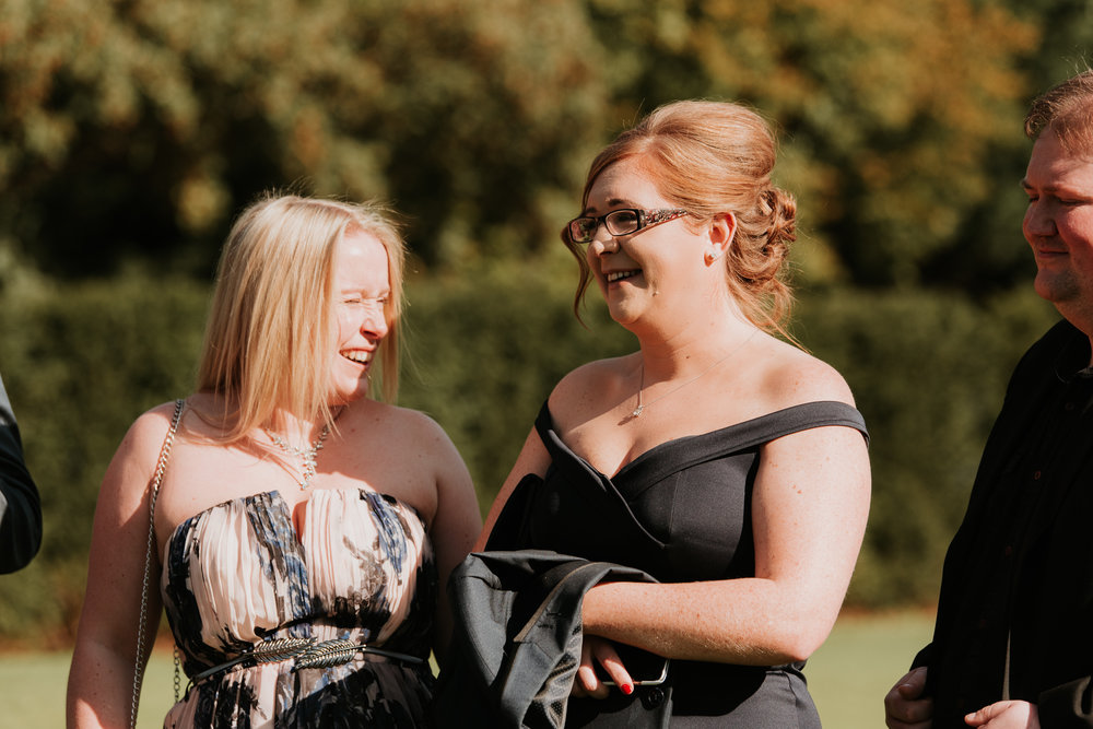 Great House Sonning wedding guests