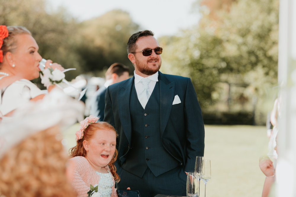 natural wedding photographer Sonning