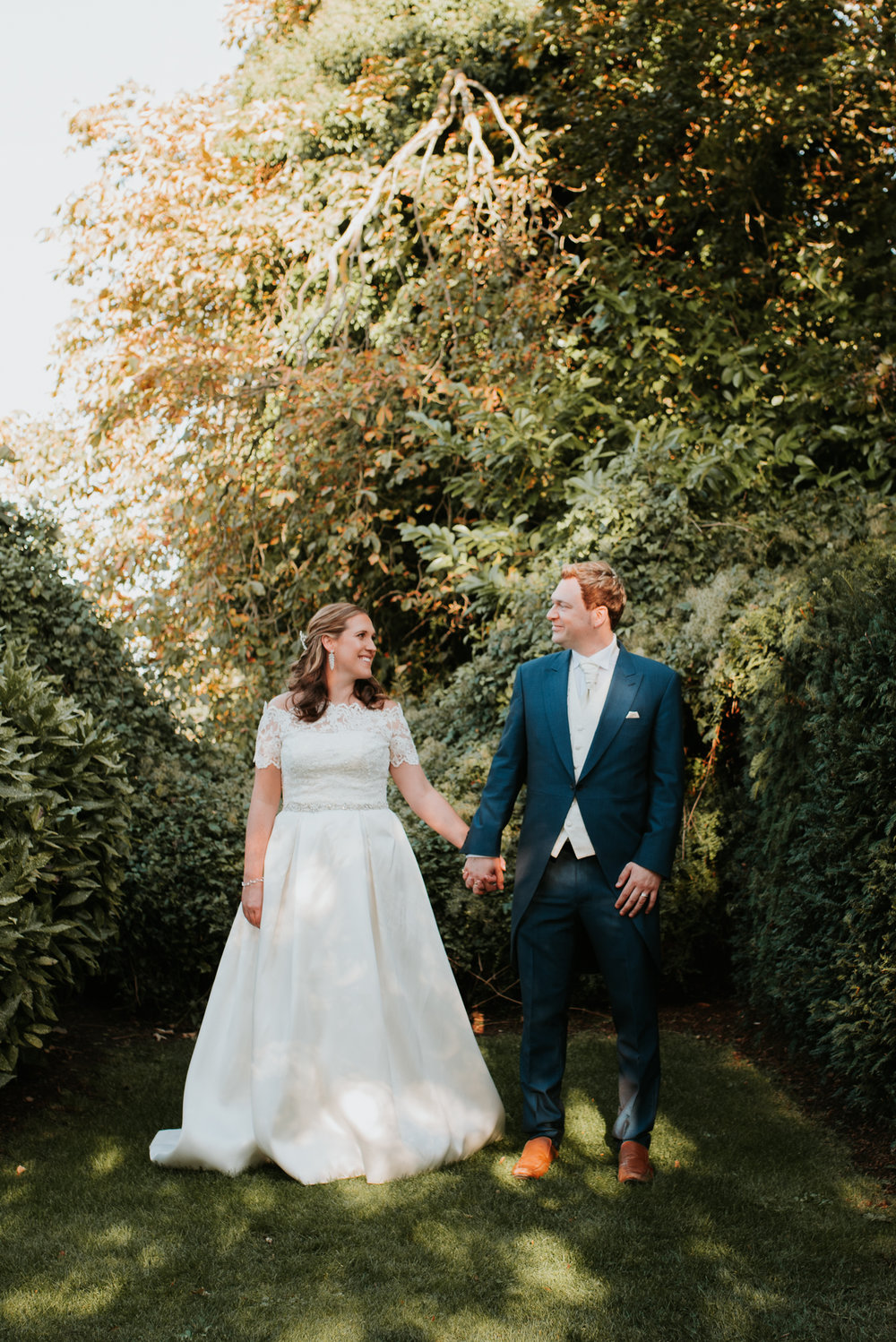 Wedding photos Great House Sonning