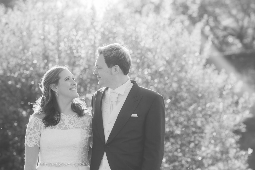 Creative wedding photographer Great House Sonning