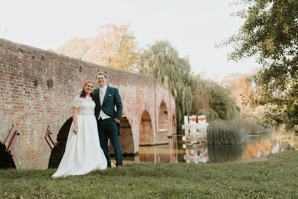 Wedding Great House Sonning