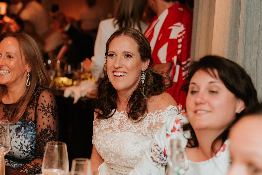 Happy Bride Sonning
