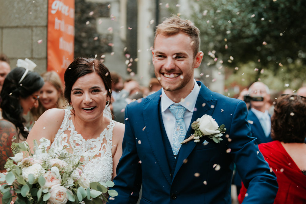 fun wedding photographer Berkshire