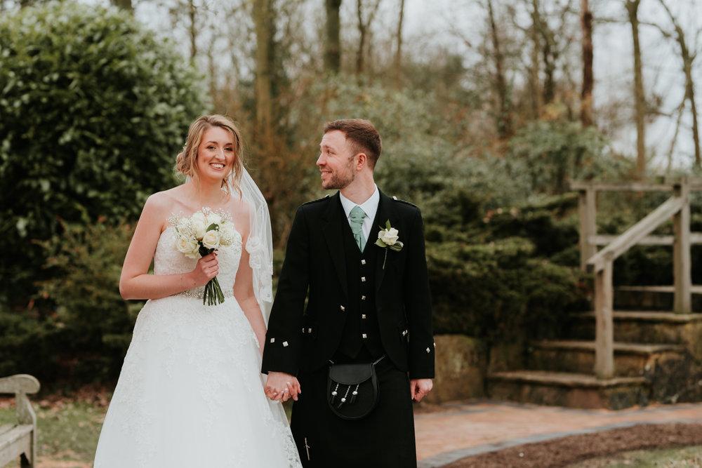 Natural wedding photographer Berkshire