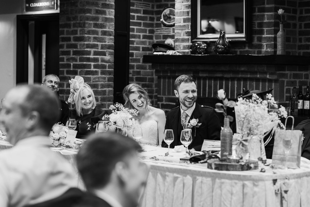Fun wedding photographer Wokingham