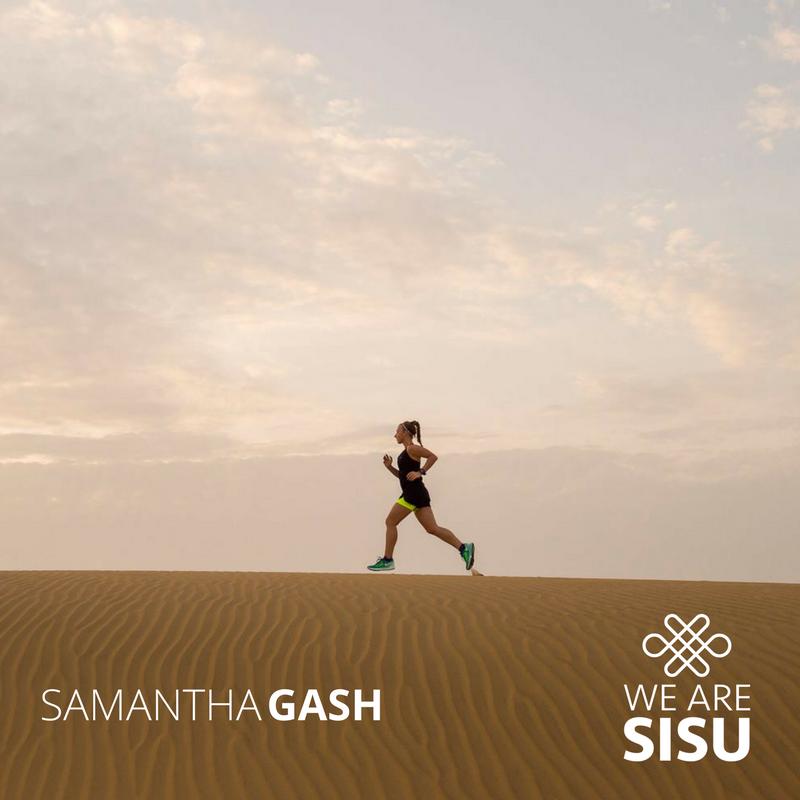 Samantha Gash