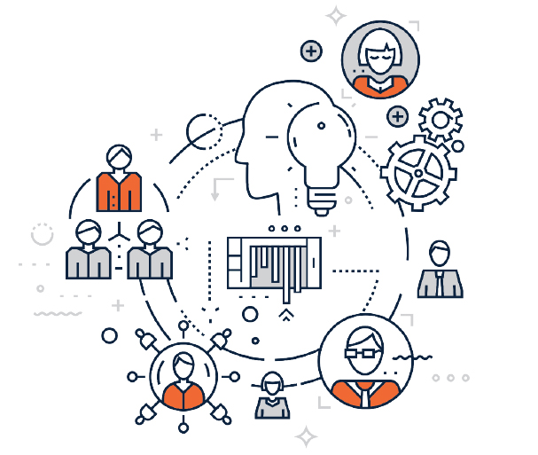 People - Real employee engagement through an open and honest approach to people management and growth. We are future proofing our people by developing them to work alongside emerging technologies.•Skill retention•Development•Performance