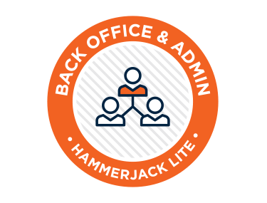 BACK OFFICE & ADMIN   If you are spending time on administrative or back office tasks, you're not selling.  Let us lighten the load – from 50C per transaction or $12 per hour   Learn more