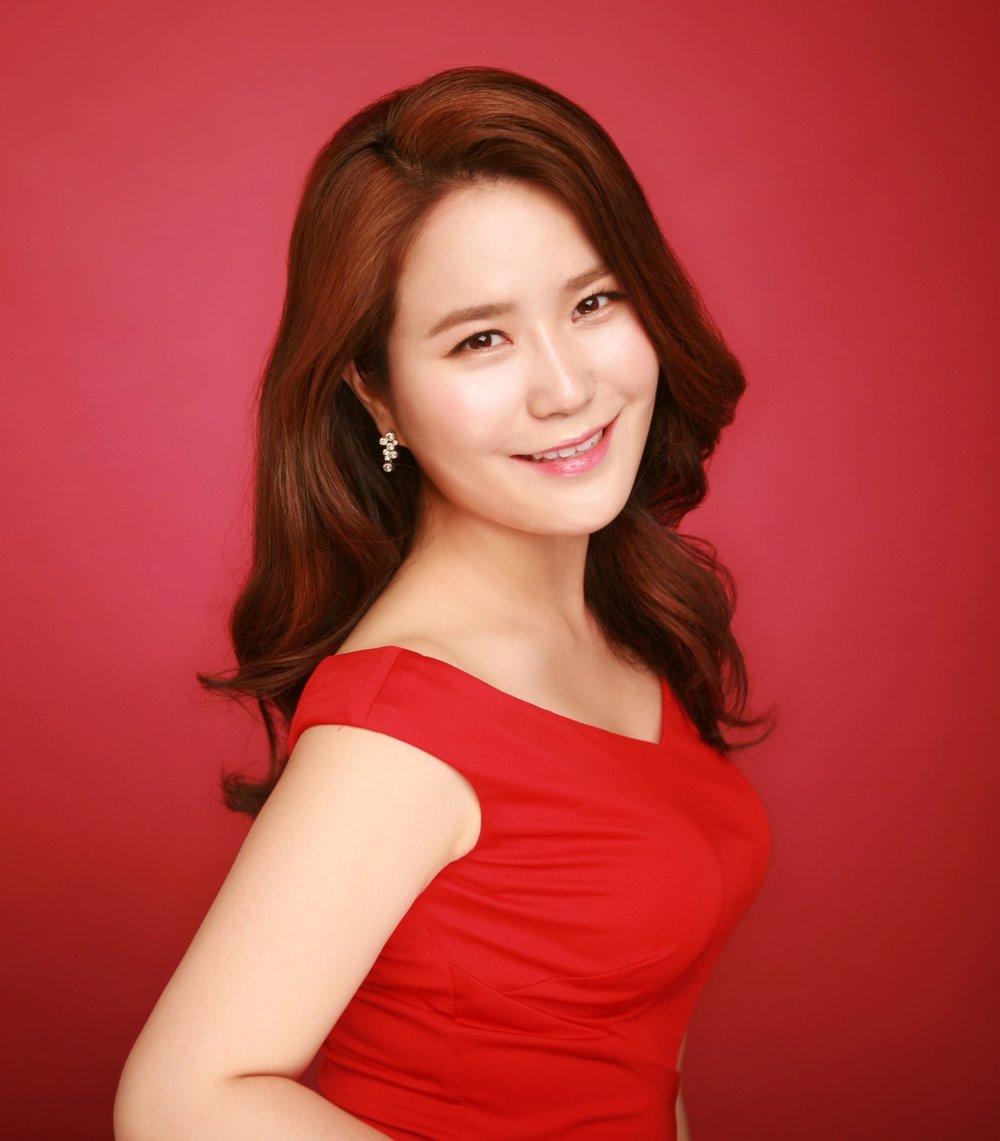 Yeji Yoon , soprano  2015-2016