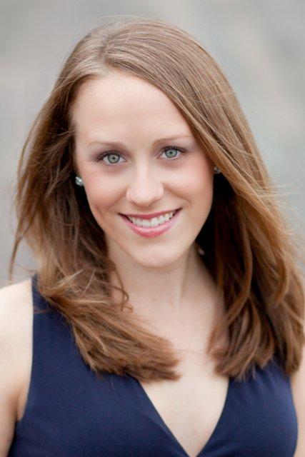 Melissa Mino , soprano  December 2017