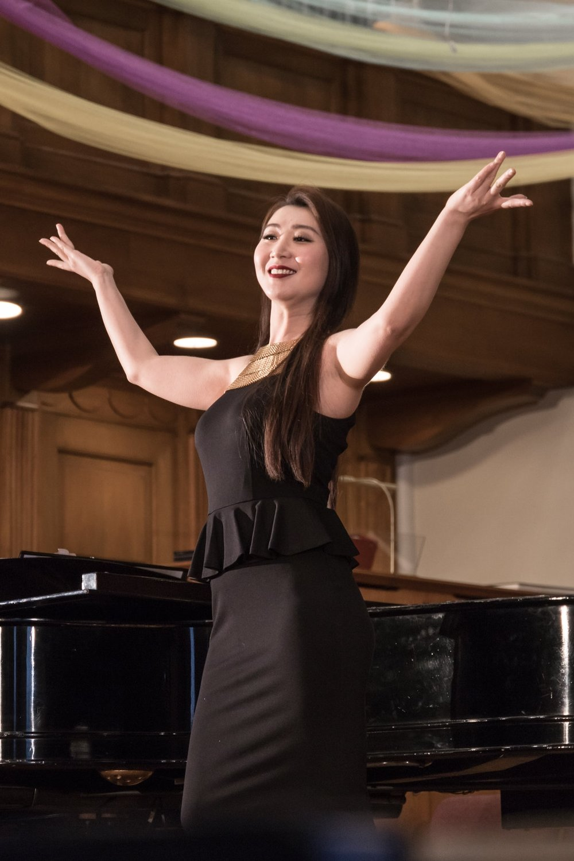 Nina Duan, mezzo-soprano