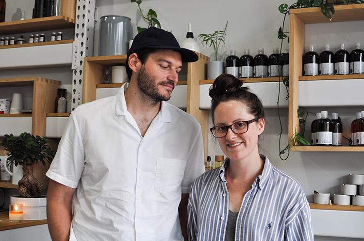 Taylor + Anoria Ahlmark of Maak Lab