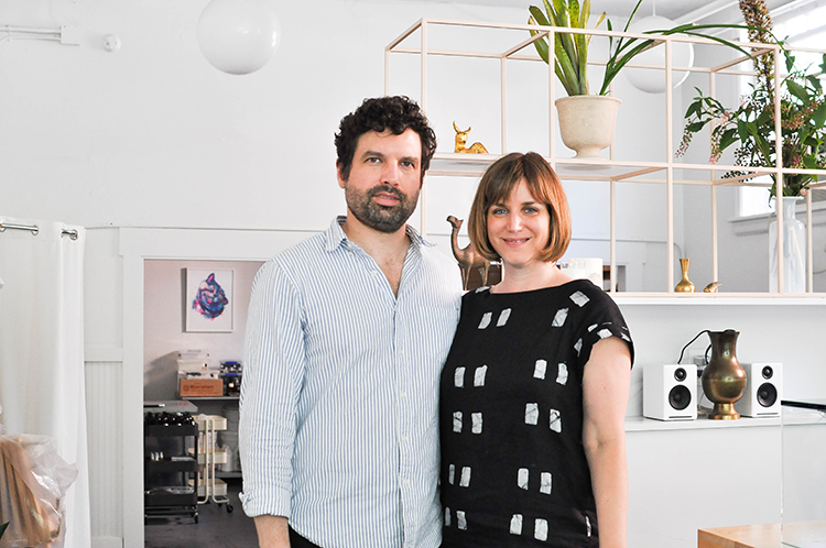 Jonathan + Heather Sielaff of OLO Fragrance
