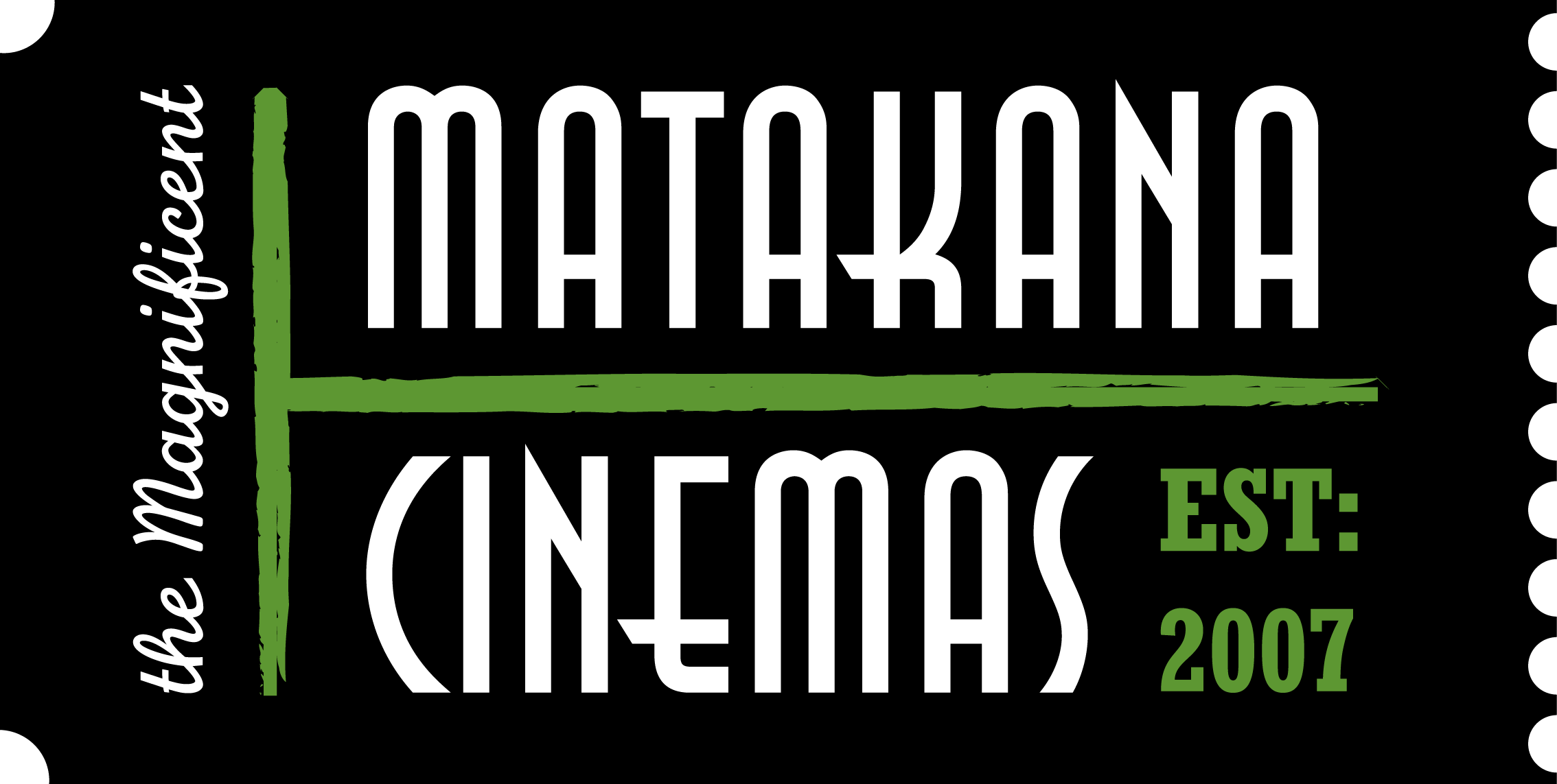 Matakana Cinema logo for NZ Herald