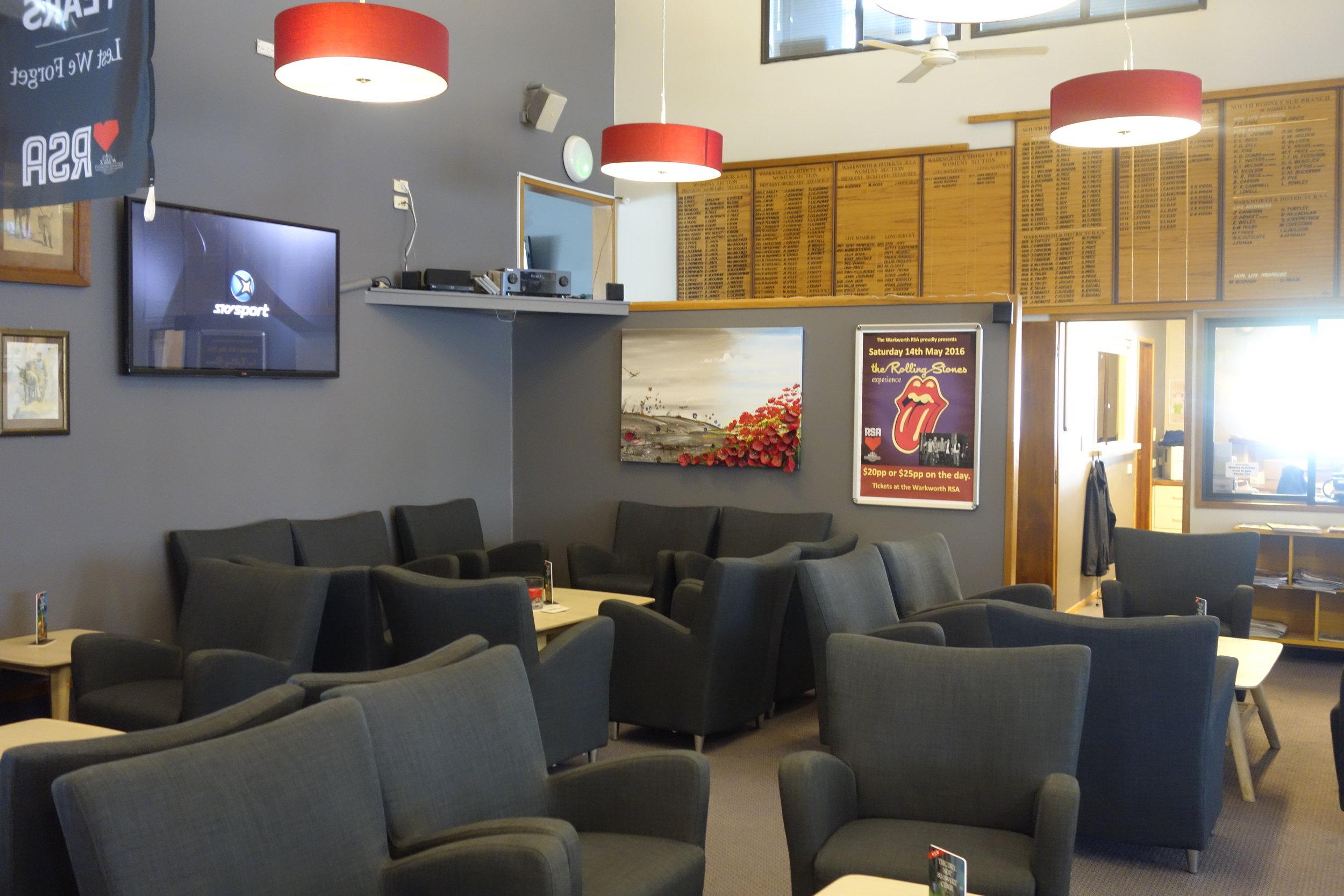 RSA Lounge