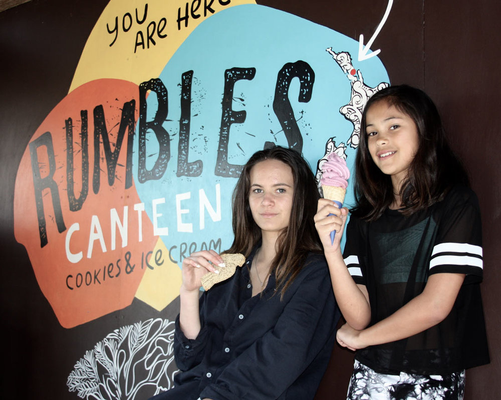 Rumbles Canteen — Junction Magazine