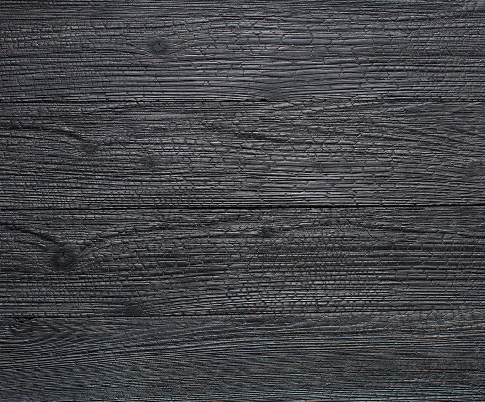 Charred Timber (Shou Sugi Ban)