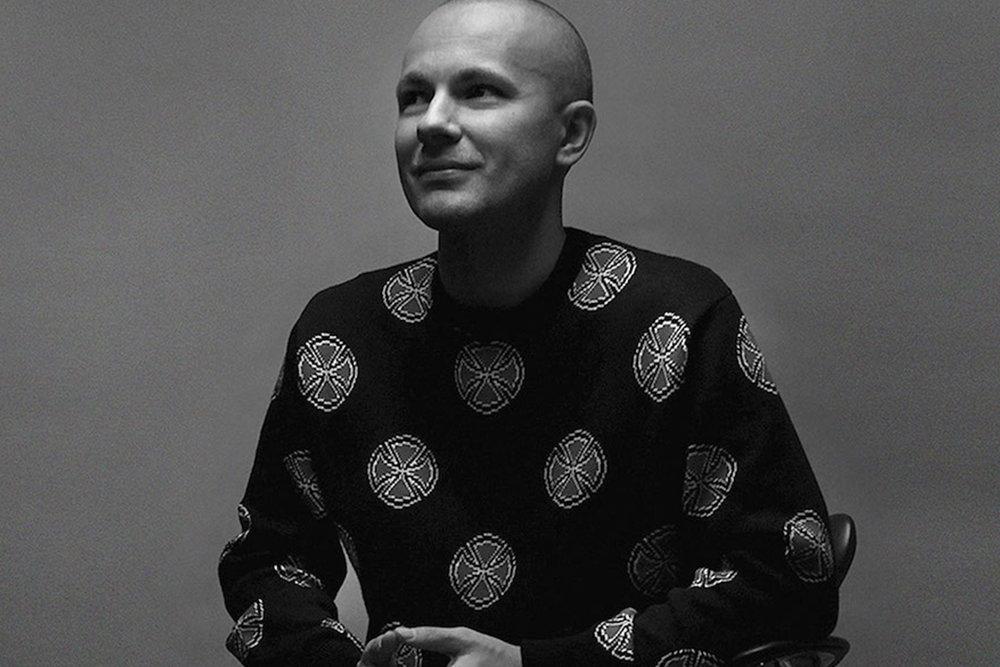Gosha Rubchinskiy for  SHOWstudio
