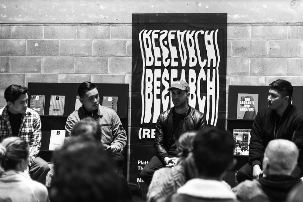 Newspread: Ideas - Catch up from our discussion based event with industry leaders from Motion Sickness and I Love Ugly.