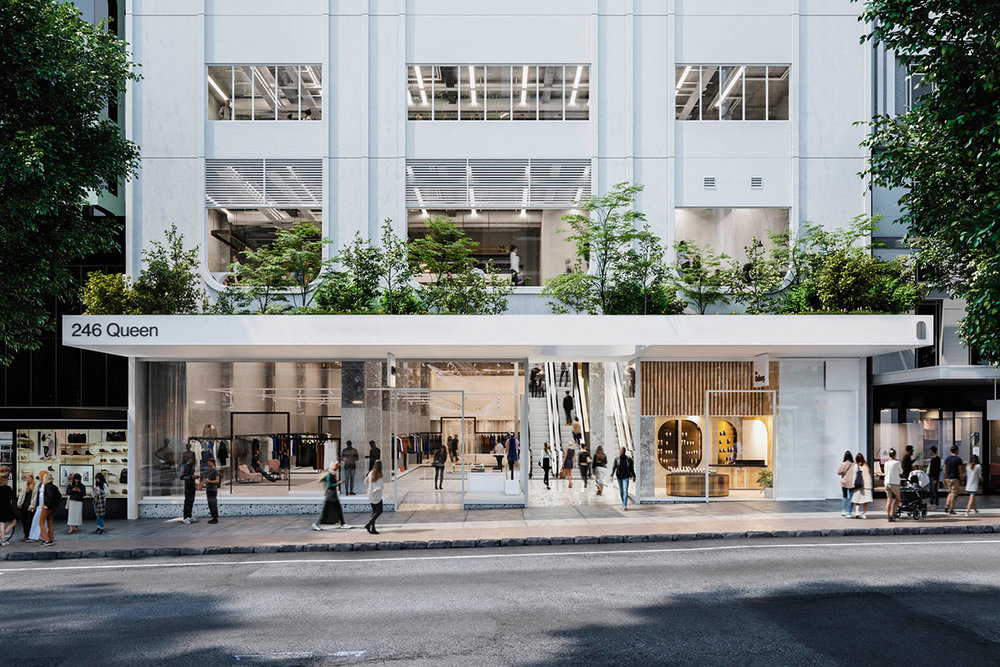 Auckland's 246 Queen St Is Set To Receive A Modern Makeover_01.jpg