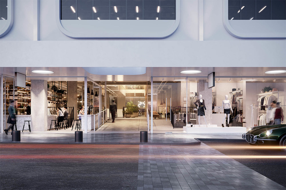 Auckland's 246 Queen St Is Set To Receive A Modern Makeover_03.jpg